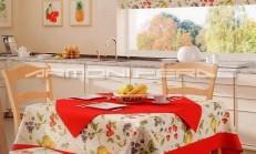 Mutfak Perde Modelleri 2014