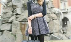 Günlük Elbise Modelleri 2014