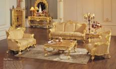 Altın Yaldızlı Koltuk Takımı Modelleri