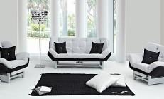 Siyah Beyaz Oturma Grubu Modelleri