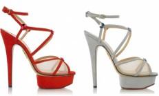 2014 İlkbahar Yaz Ayakkabı Modelleri