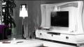 2014 Zebrano TV Ünitesi Modelleri