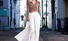 2014 Yazlık Uzun Etek Modelleri