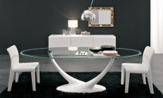 Modern Yemek Masası Modelleri 2014