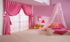2014 Çocuk Odası Perde Modelleri