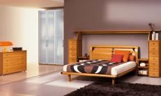 2014 Ahşap Yatak Odası Modelleri