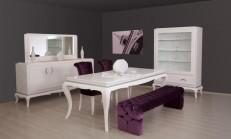 Lüks Yemek Odası Modelleri 2014