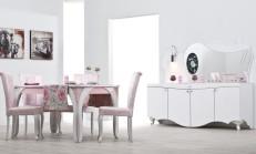 2014 Donat Mobilya Yemek Odası Modelleri