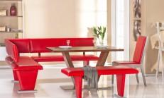 2014 Modern Mutfak Köşe Takımı Modelleri