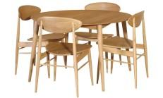 2014 Ahşap Mutfak Masası Modelleri