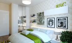 2014 Modern Yatak Odası Dekorasyon Modelleri