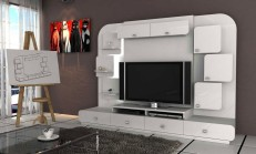 Milano Mobilya 2014 TV Ünitesi Modelleri