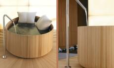 Japon Banyo Dekorasyon Modelleri