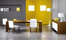 Milano Mobilya 2014 Yemek Odası Modelleri