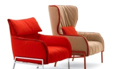 Dekoratif Tekli Koltuk Modelleri 2014