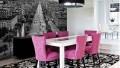 Renkli Yemek Odası Dekorasyon Modelleri