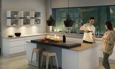 Mutfak Aydınlatma Modelleri 2014