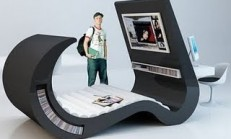Modern TV Koltuğu Modelleri 2015