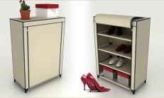 Portatif Bez Ayakkabı Dolabı Modelleri