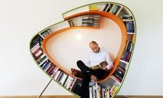 İlginç Kitaplık Modelleri