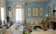 10 Farklı Country Tarzı Oturma Odası Dekorasyon Modeli