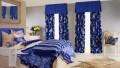 14 Gösterişli Yatak Odası Perde Modeli
