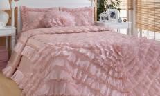 Yeni Moda 16 Muhteşem Yatak Örtüsü Modeli
