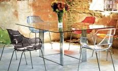 Modern 2015 Mutfak Masası Modelleri