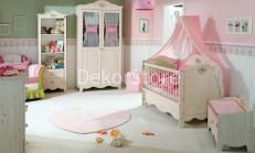 Bebek Odası Dekorasyonu Modelleri