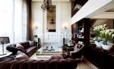Yüksek Tavanlı Ev Dekorasyon Modelleri
