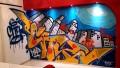 Dekorasyonda Graffiti Modası