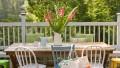 Balkonunuzu Cennete Çevirin