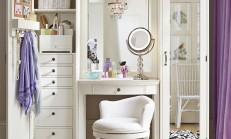 Genç Kız Odalarında Ayna Kullanımı