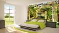 Yatak Odasında Üç Boyutlu Tasarım Farkı