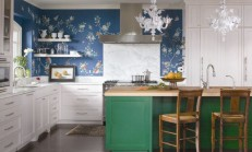 Mutfak Dekorasyonunuz İçin Duvarların Kullanımı