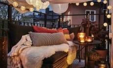 Balkonları her mevsim kullanabilmek için neler yapılabilir?