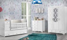 İpek ile Masalsı Bebek Odaları