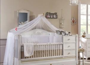 Çocuğunuza Yakışan ve Kullanışlı Erkek Bebek Odaları