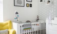 Bebek Odası İçin Altı Pratik Fikir ile Hayatınız Kolaylaşsın