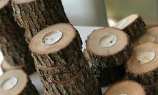 Ağaç Dallarından Mumluk Yapımı