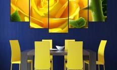 Dekorasyonda Sarı Renk