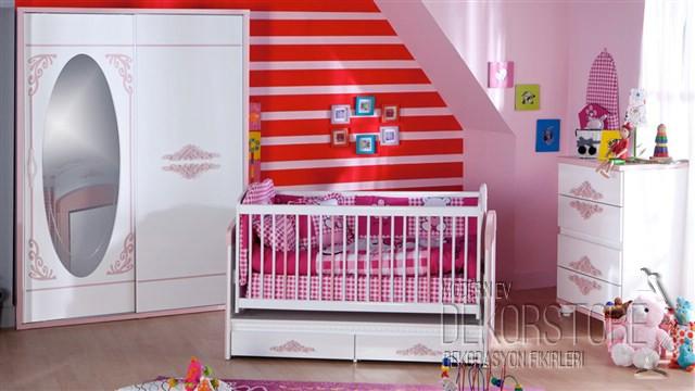 İstikbal diana bebek odası takımı