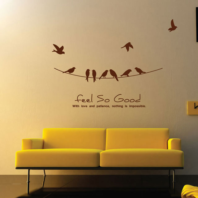 models of wall sticker