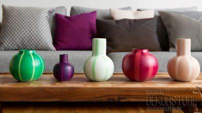 Dekoratif Vazo Modelleri 2014