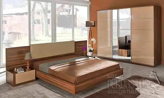 teleset yatak odası modelleri 2014