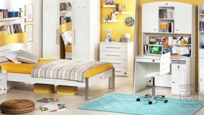 Çilek Genç Odası Modelleri 2014