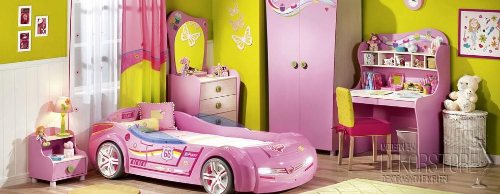 Çilek yeni çocuk odası modelleri 2014