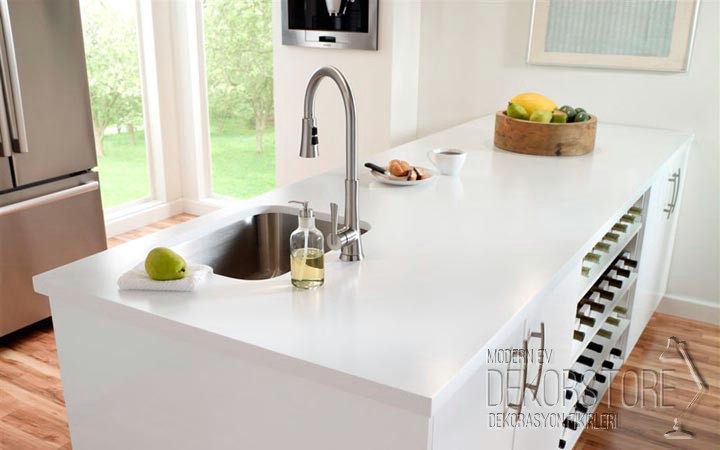 2014 mutfak tezgah modelleri ve fiyatları