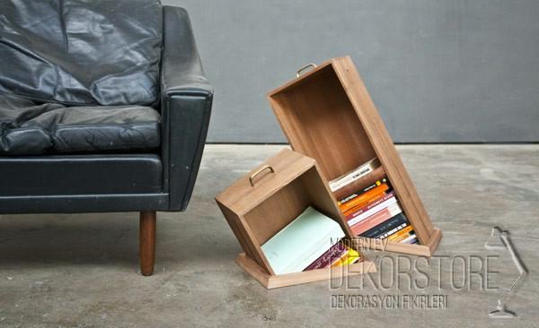 Sıradışı Kitaplık Modelleri 2014