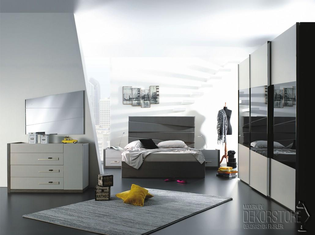 Kelebek 2014 Yatak Odası Modelleri